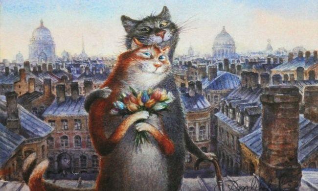 Монологи сумасшедшей кошки