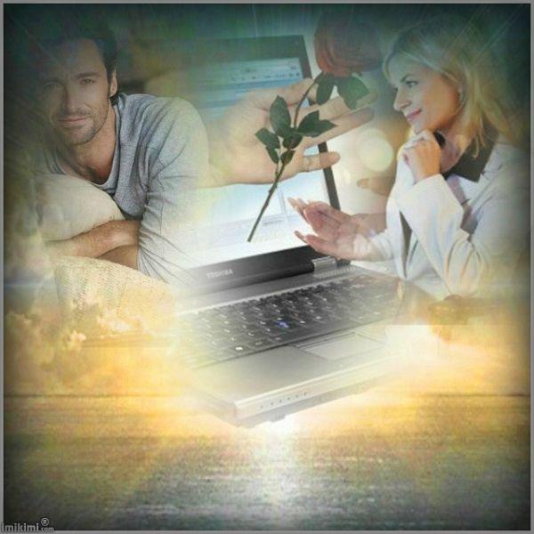 Любовь из онлайн