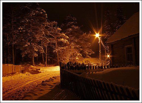 Скучные зимние вечера