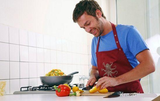 Кулинария как путь к сердцу женщины