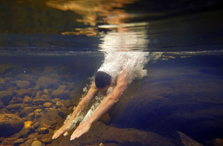 Как я научился плавать