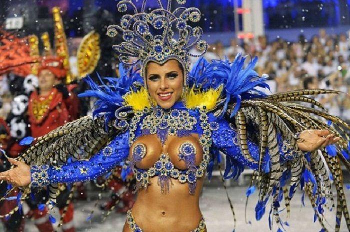 Бразильская страсть