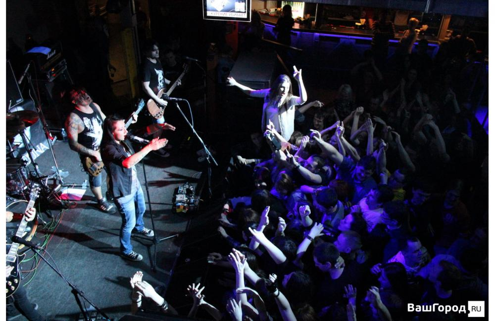 Измена на концерте в Новокузнецке
