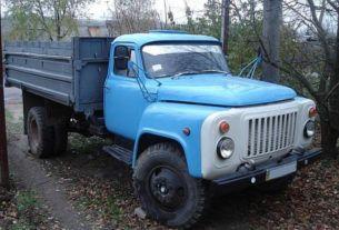 ГАЗ-53. Заправка и бензин