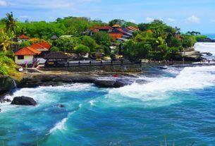 Отдых в Индонезии.