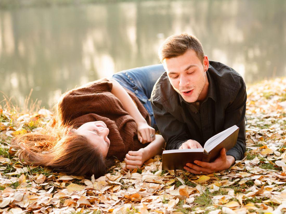 Стих во спасение. Романтика и любовь