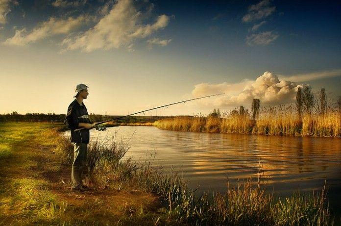 Рыбалка. Романтика и любовь