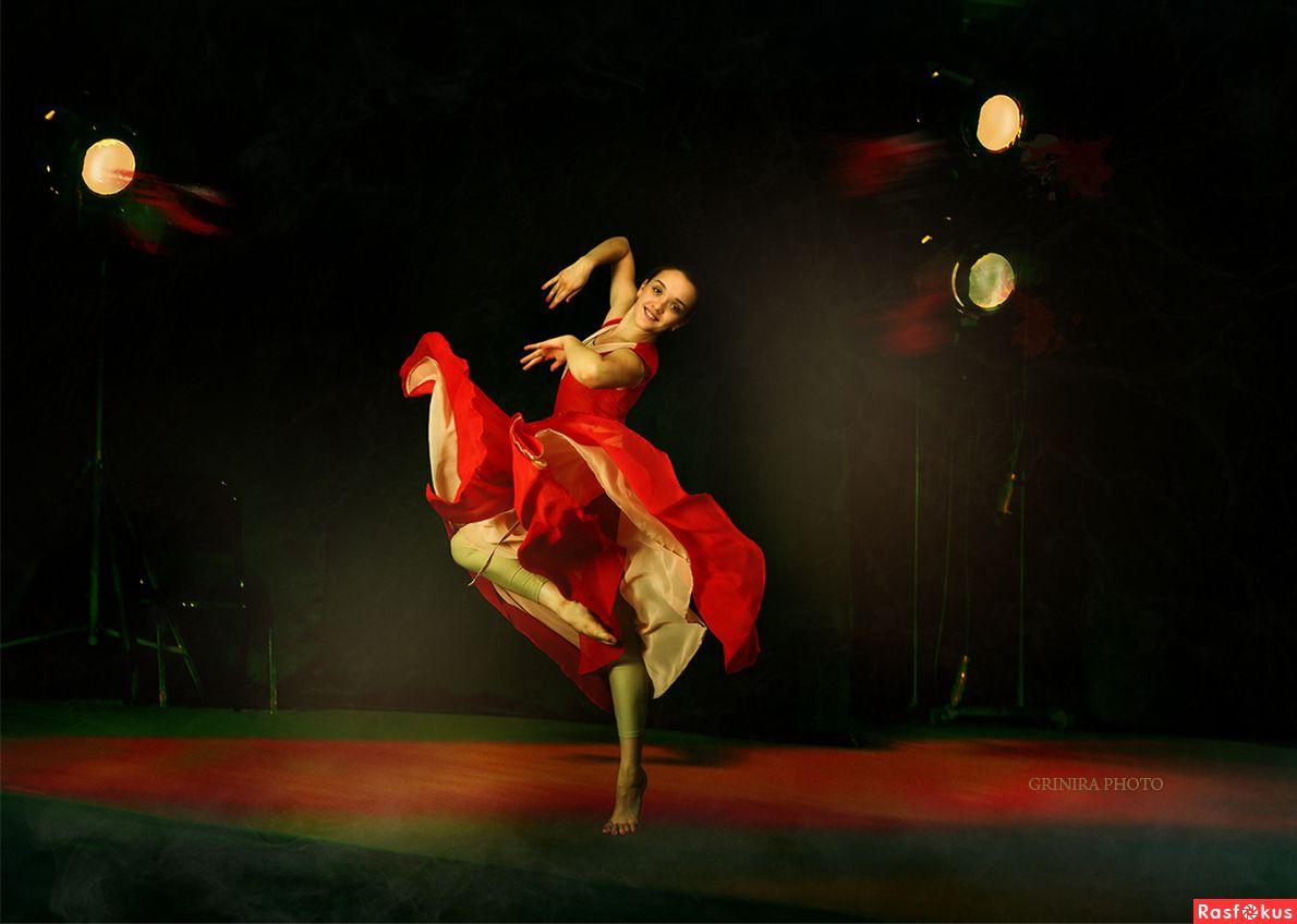 Танцовщица Ди. Романтика и любовь