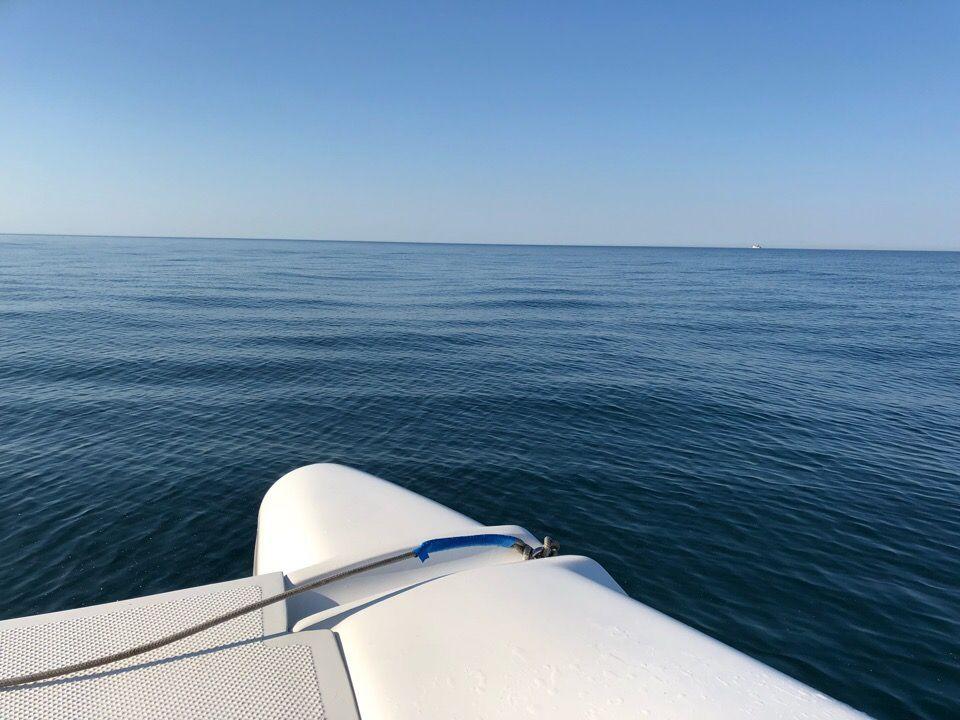 Как на яхте покорял чёрное море и застрял