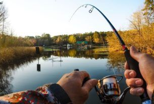 Коротко о том как не надо рыбачить