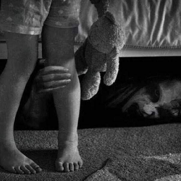 Подкроватный страх