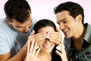 любовный треугольник подростков