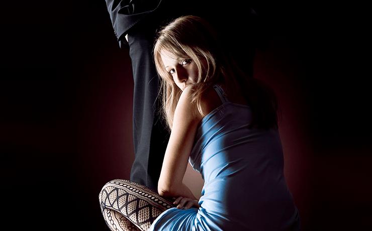 История начинающей проститутки