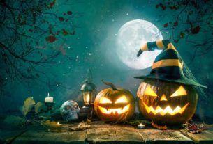 Ночь на Хэллоуин. Невеста