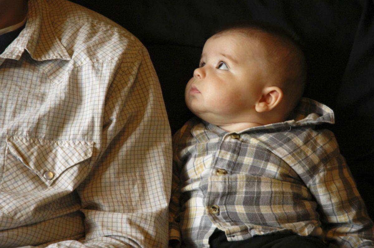 Зачем мужчинам нужны дети?