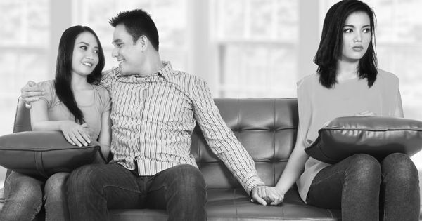 Отомстила мужу за измену