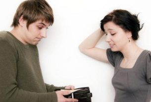 Конфликты с супругом из-за меню