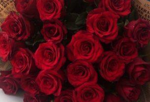 Подарил девушке букет из 20 роз, а она обиделась