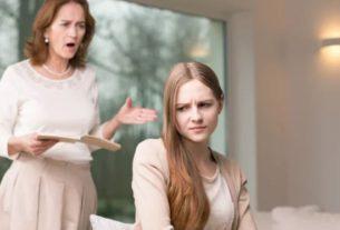 Мама не видит своей вины