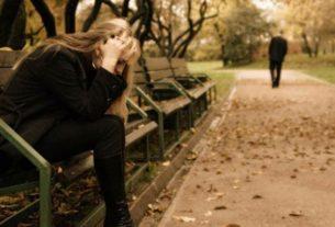 Парень сбежал после романтичных фраз