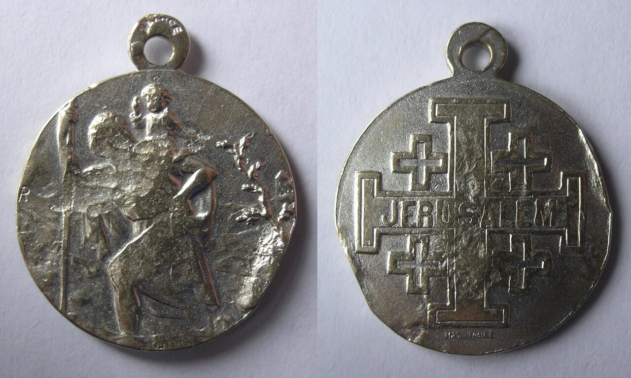 История мистического медальона!