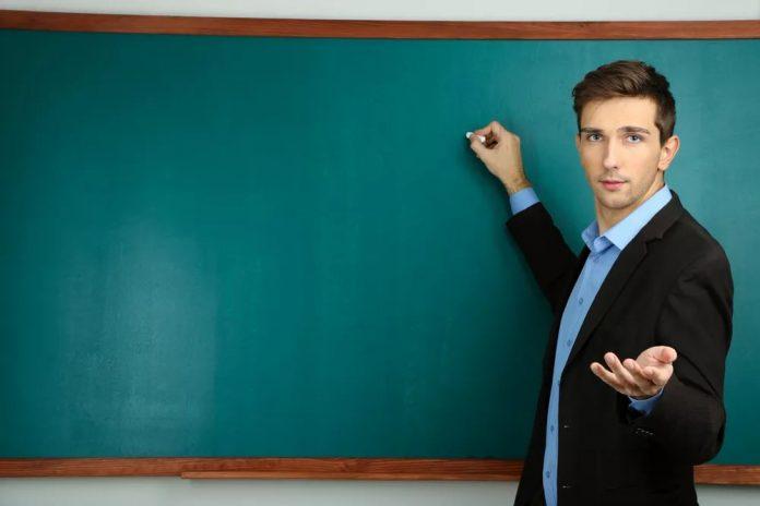 Любовь к учителю