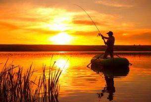 На рыбалку с семьей моей девушки