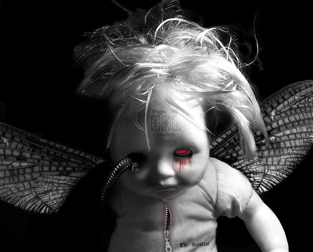 Очень страшная история про куклу с лагеря! КУКЛА-УБИЙЦА