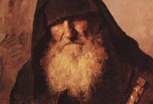 А вы встречали черного монаха?