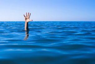 Как я чуть не умерла н море