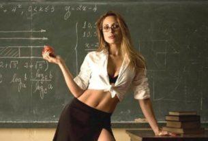 Первый раз с математичной