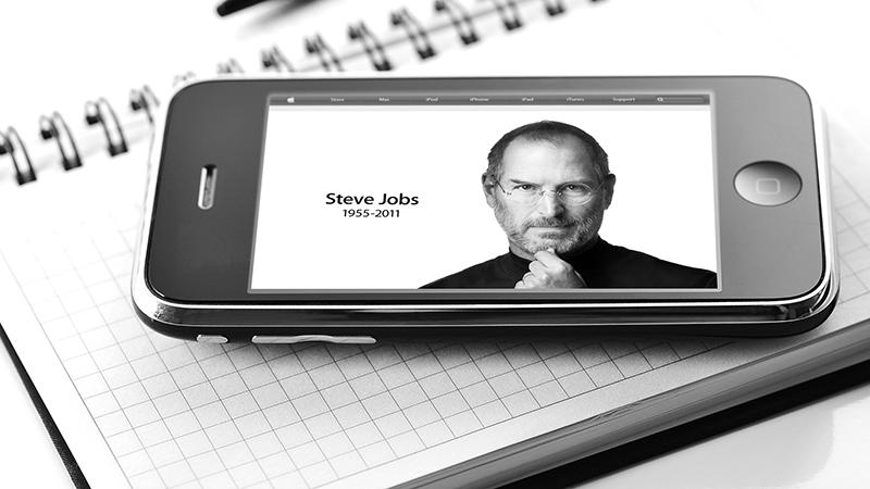 Что написал Стив Джобс перед своим уходом
