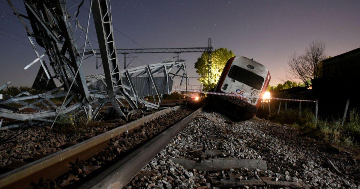 Страшная история о Поезде!