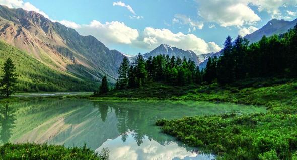 Путешествия по горам