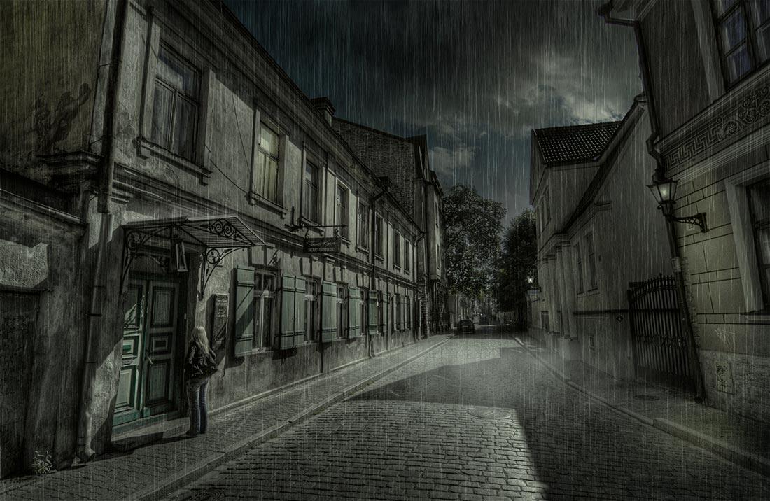 Улицы, ведущие не туда