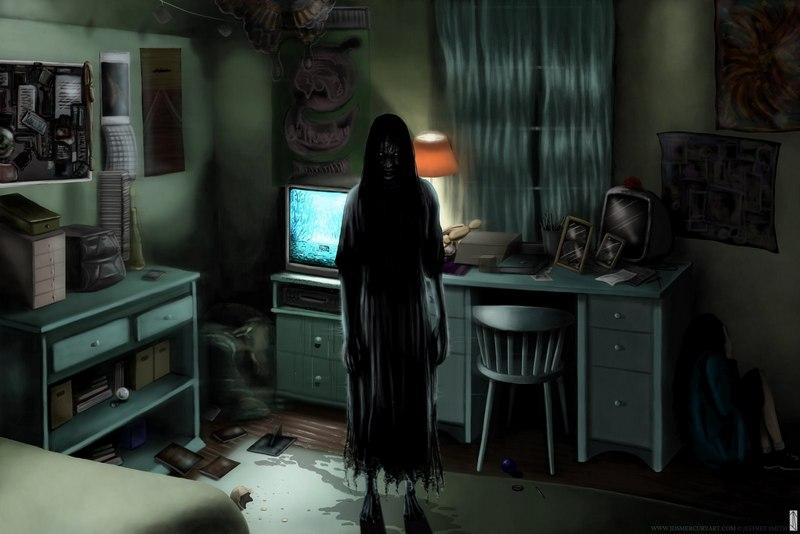 Страшная история о квартире!