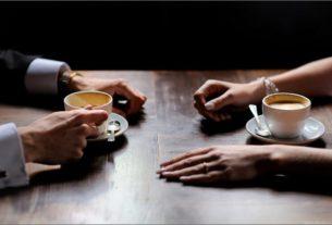 Выпьем кофе?