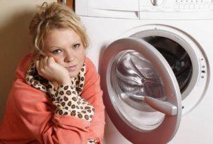 Почему я больше не стираю в машинке?
