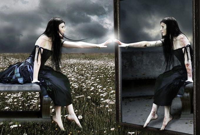 Дух зеркала