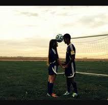 Моя история любви с футболистом