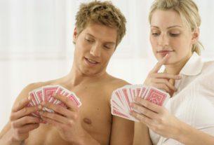 Игра в карты на желания