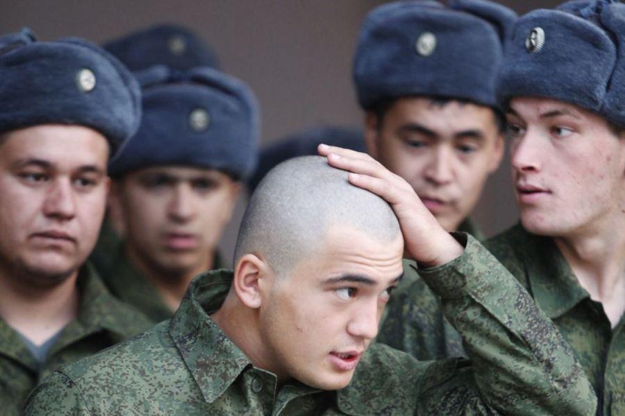 Я и армия, или срочная служба.