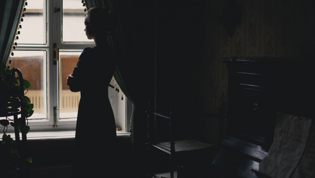 Тень мужа