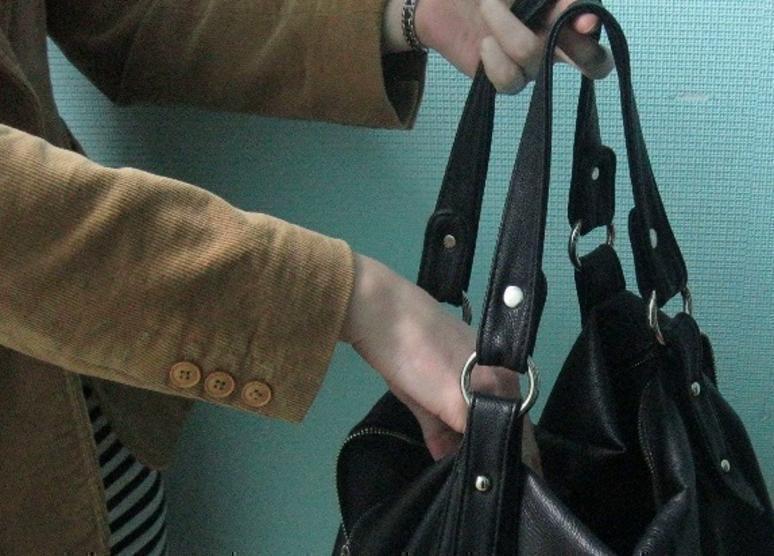 Пока жена спала, покопался в ее дамской сумочке
