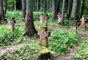 Кладбищенская история