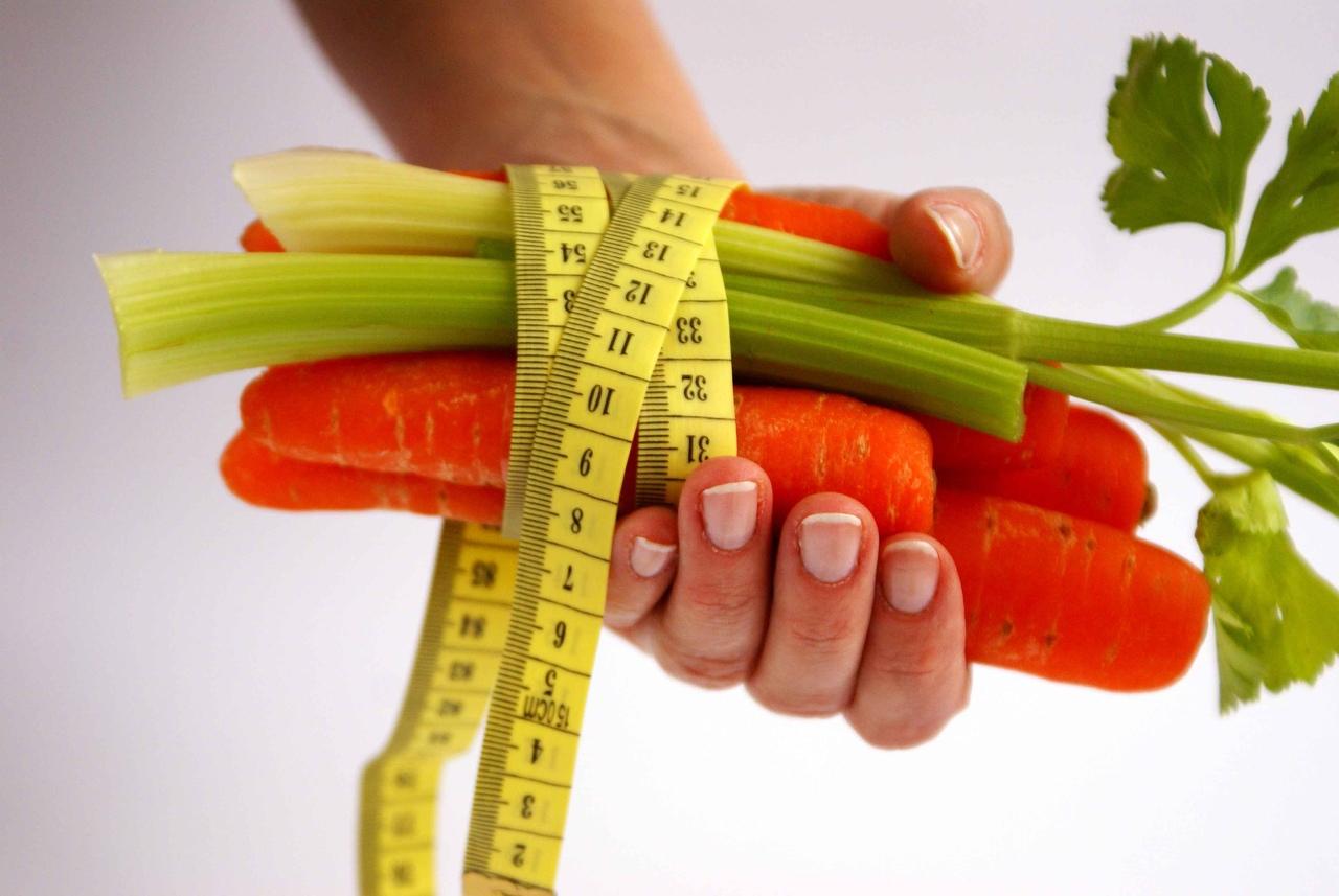 Как побалывать себя на диете