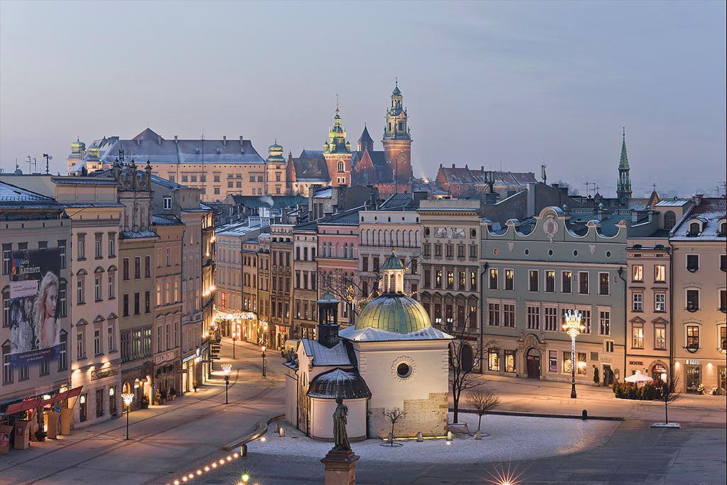 Моя поездка в Польшу