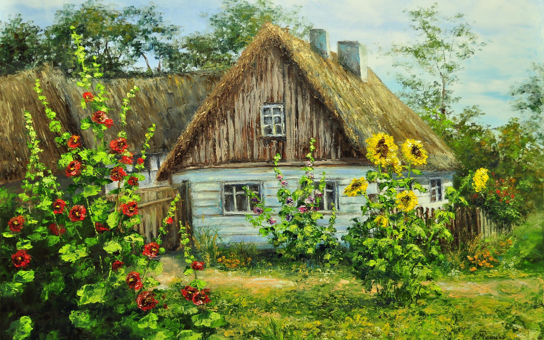 Домик в деревне. Твин Пикс