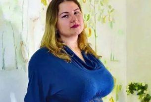 Люблю жену только за ее большую грудь