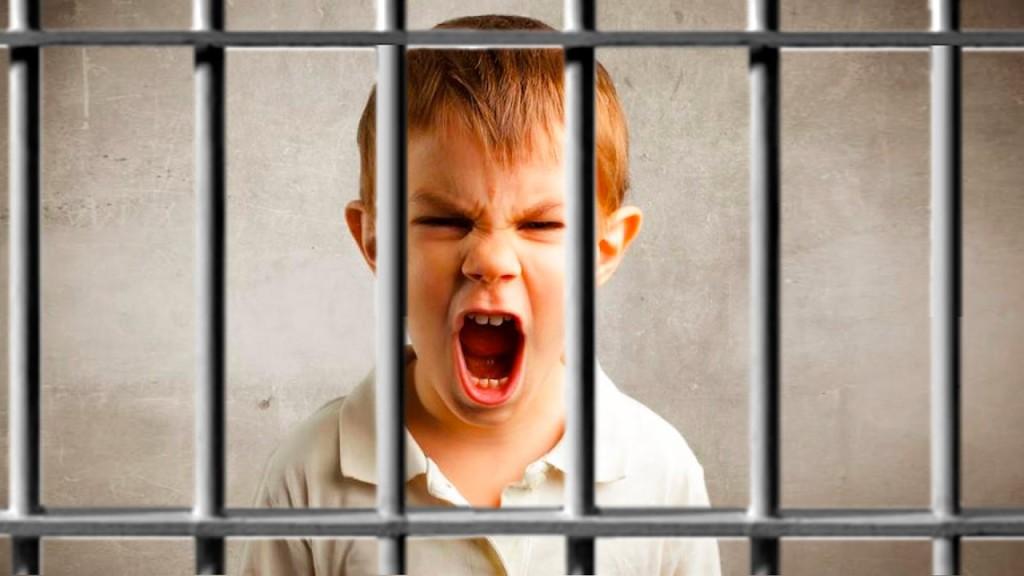 Крик души или «Тюремная» детвора